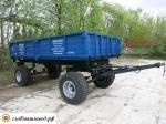 Прицеп тракторный самосвальный 2 ПТСЕ-6,5