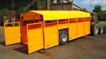 Прицеп для перевозки скота ТПС-6, ТПС-6-01